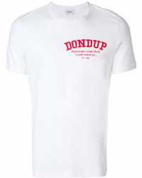 Dondup Logo Crew Neck T Shirt