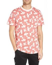 Wesc Maxwell Puzzle Check T Shirt