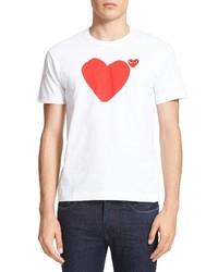 Comme des Garcons Play Graphic T Shirt