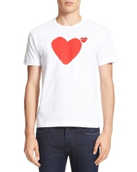 Comme des Garcons Play Graphic T Shirt