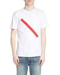 Saturdays Nyc Slash Graphic T Shirt