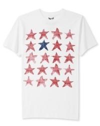 Univibe Shirt Star Print T Shirt