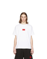 424 White Box Logo Essential T Shirt
