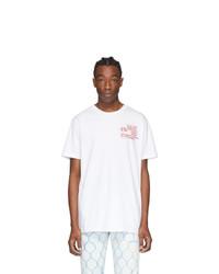 Off-White White Ocean Debris T Shirt