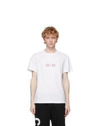 Maison Margiela White T Shirt