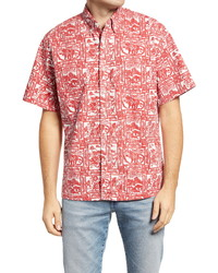 Reyn Spooner 2021 Year Of The Ox Classic Fit Short Sleeve Shirt