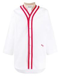Wales Bonner Stripe Detail Shirt