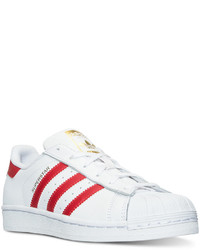 adidas Big Boys Superstar Casual Sneakers From Finish Line