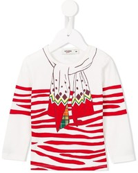 Junior Gaultier Printed T Shirt