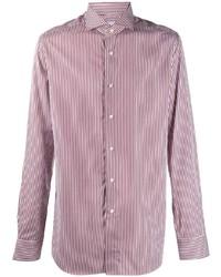 Xacus Striped Buttoned Shirt