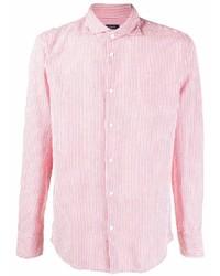 Deperlu Striped Poplin Shirt