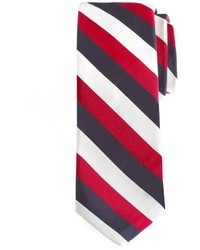 Brooks Brothers Black Fleece Triple Guard Stripe Tie