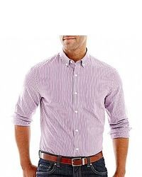 Claiborne Slim Fit Button Down Shirt