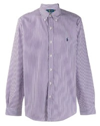 Ralph Lauren Stripe Long Sleeve Shirt