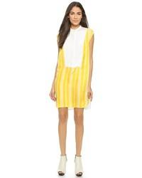 Scribble stripe shirtdress medium 224776