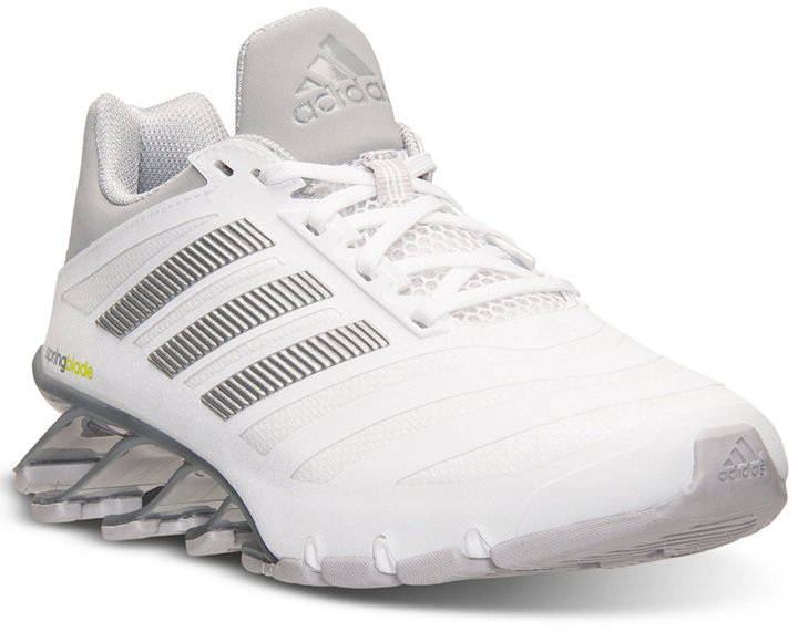 adidas men's springblade ignite running shoes