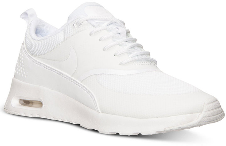 online store 811e7 cb2c9 ... Nike Air Max Thea Running Sneakers From Finish Line ...