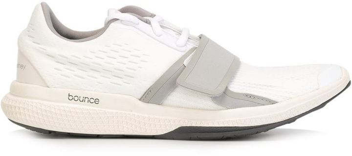 90fcde899 Bounce Running Sneakers. White Athletic Shoes by adidas by Stella McCartney
