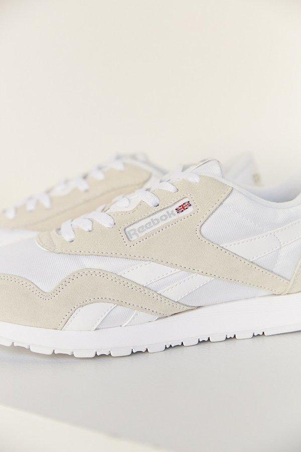 Reebok Classic Nylon Running Sneaker 441ffca89