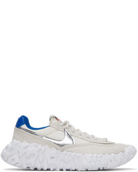 Nike Off White Overbreak Sneakers