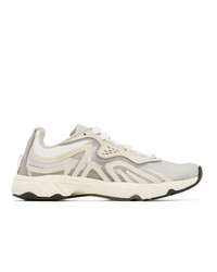 Acne Studios Off White Trail Sneakers