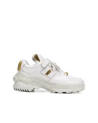 Maison Margiela Ridged Sole Sneakers