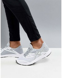 3a7cb733d Asics Running Amplica Sneakers In White T825n 0193