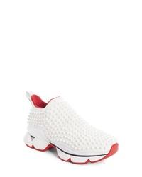 Christian Louboutin Spike Sock Donna Sneaker
