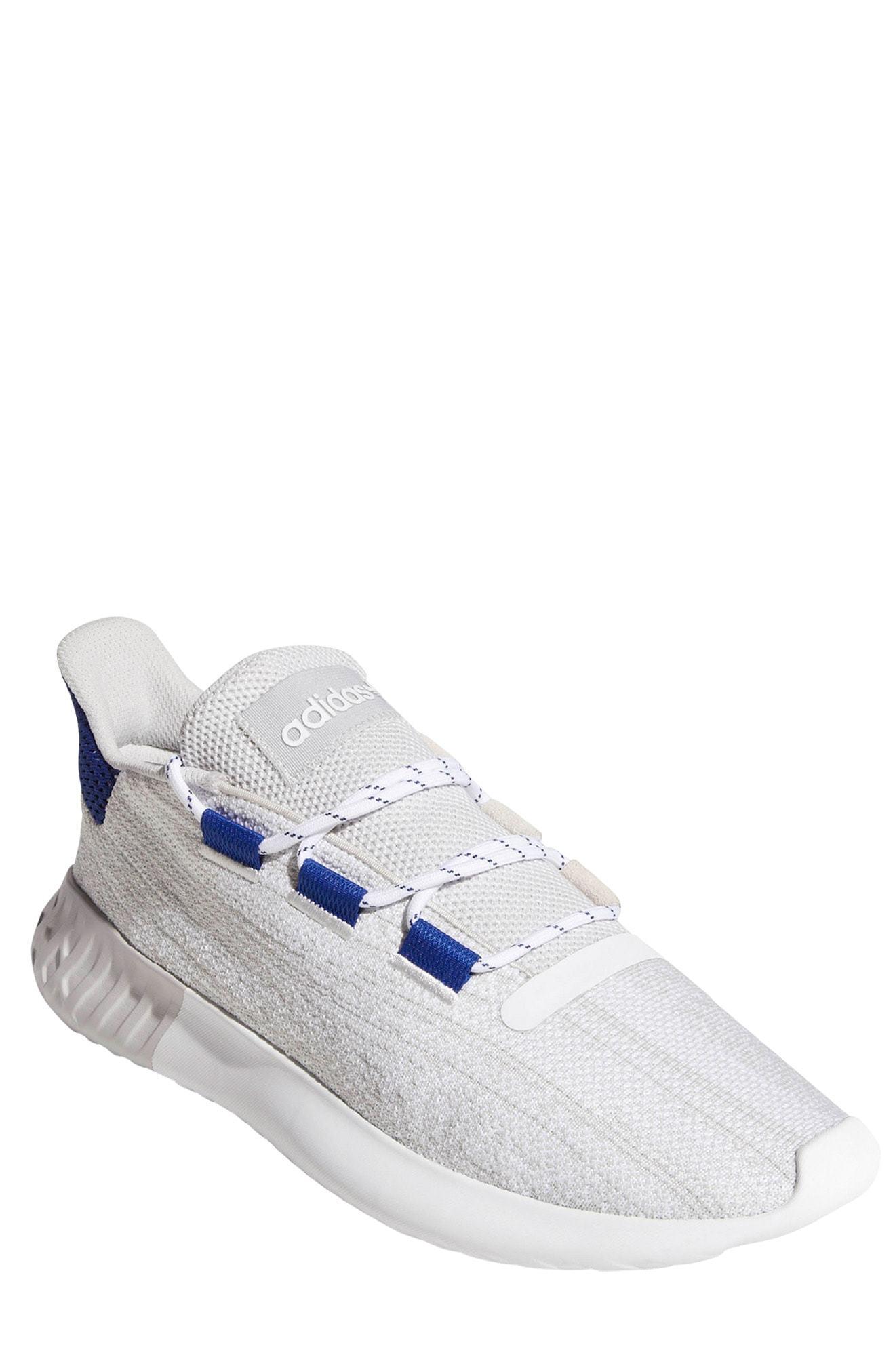 6b4d664cab72 ... White Athletic Shoes adidas Tubular Dusk Primeknit Sneaker
