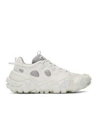 Acne Studios White Bolzter W Sneakers
