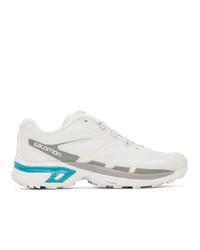 Salomon White Xt Wings 2 Adv Sneakers