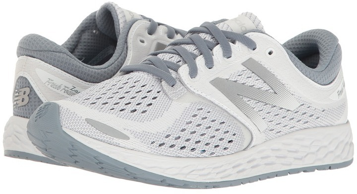 ... White Athletic Shoes New Balance Zante V3 Breathe Pack Running Shoes ...