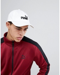 Puma Essentials Cap In White 05291910