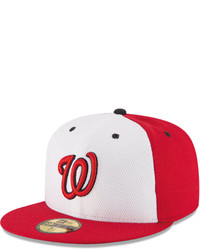 New Era Kids Washington Nationals Diamond Era 59fifty Cap