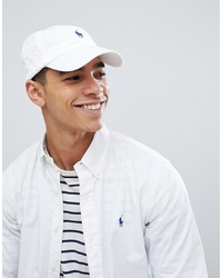 Men s White Baseball Caps by Polo Ralph Lauren  8ac004f5e7c