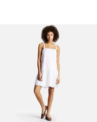 Uniqlo Eyelet Camisole Dress