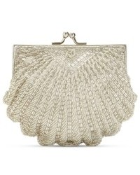 La Regale Beaded Evening Clutch