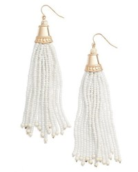 Beaded tassel earrings medium 5170481