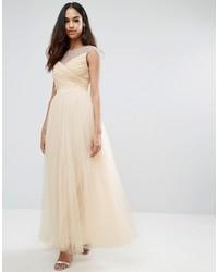 Beaded maxi dress medium 1194005