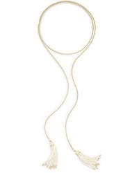 Annora beaded tassel necklace medium 5276893