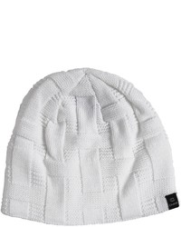 Chaos Mag Basket Weave Knit Beanie