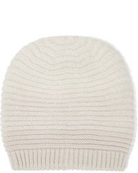 Duffy Ribbed Merino Wool Blend Beanie