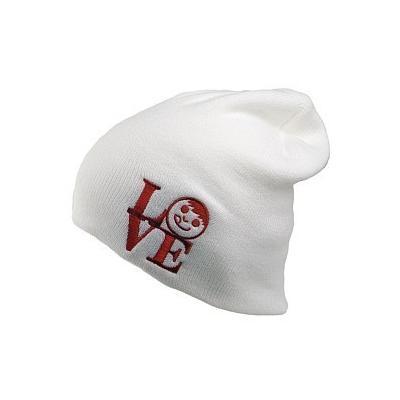Neff Hats Neff Love Beanie Hat White 9bec94b3689