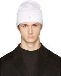 Oamc Off White Watch Logo Beanie