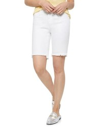 Joe's Honey Curvy High Waist Bermuda Shorts