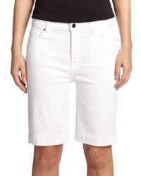 Jen7 Bermuda Shorts