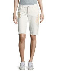 Miraclebody Faith Bermuda Slim Fit Shorts