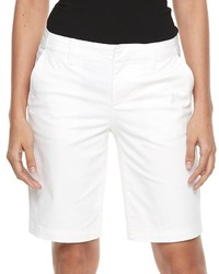 Apt. 9 Modern Fit Bermuda Shorts