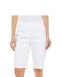 Napa Valley Pull On Bermuda Shorts