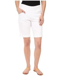 Jag Jeans Petite Petite Ainsley Pull On Classic Fit Bermuda Bay Twill Shorts